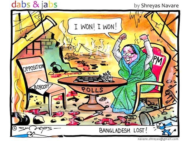 Sheikh Hasina,Khaleda Zia,Awami League