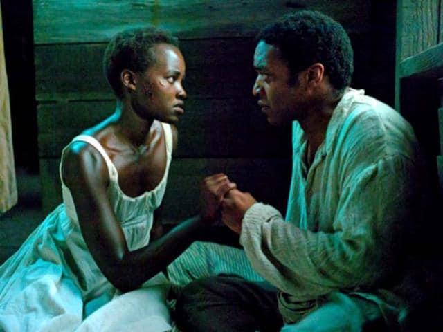 12 Years A Slave,Lupita Nyong'o,Blue is The Warmest Colour