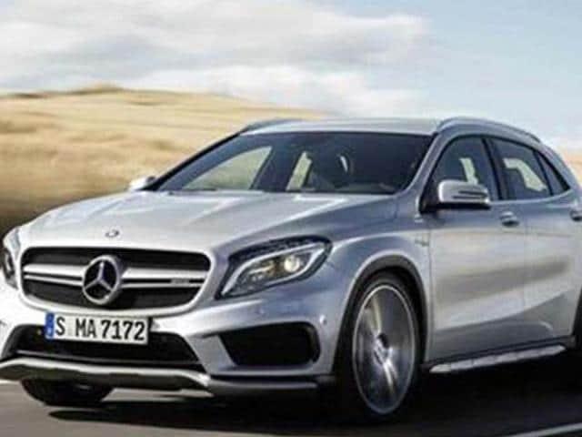 Mercedes-GLA45-AMG-SUV-revealed