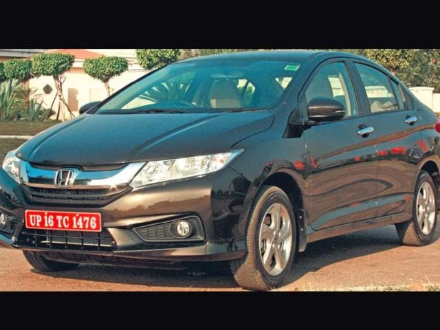 Honda City petrol