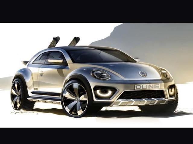 Beach buggy Beetle coming to Detroit,Volkswagen plans,Beetle