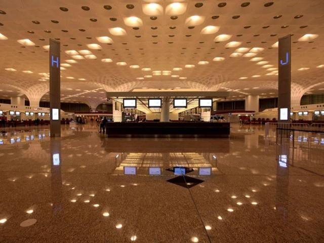 Terminal 2,mumbai airport,Chhatrapati Shivaji International Airport