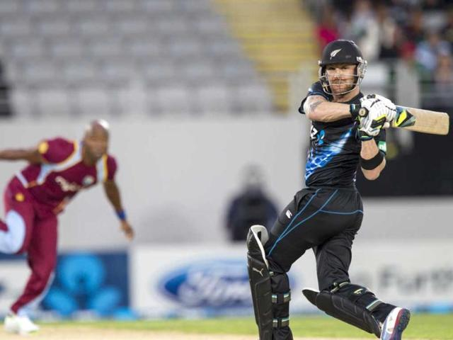 New Zealand beat West Indies by 81 runs in first T20