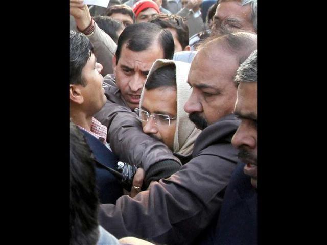 Arvind Kejriwal,Janta darbar,Aam Aadmi Party