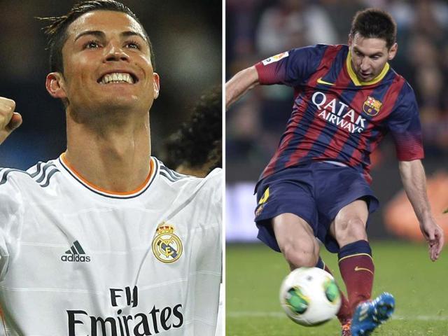 Cristiano Ronaldo,Lionel Messi,Manuel Neuer