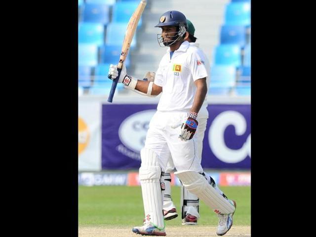 Dimuth Karunaratne,Kaushal Silva,Sri Lanka vs Pakistan Test