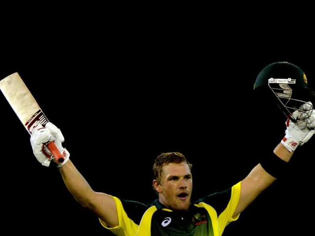 Finch ton secures Australia win, more misery for England