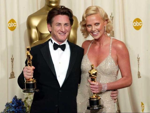 Charlize Theron,Sean Penn,Help Haiti Home
