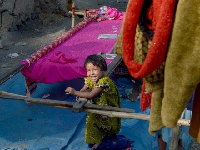 India-s-last-reported-polio-victim-Rukshar-Khatoon-AFP-Photo