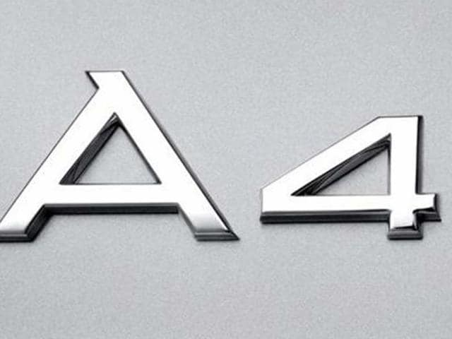 Audi bringing new A4 in 2015