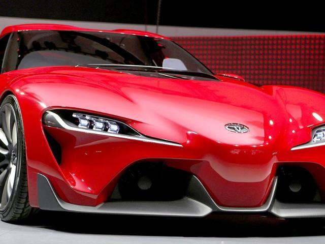 detroit auto show,Audi,Nissan