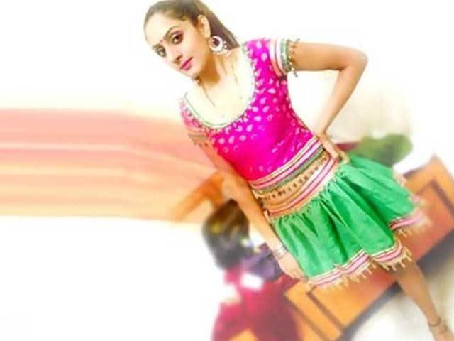 One-legged-dancer-Shubh-Kaur-Ghumman