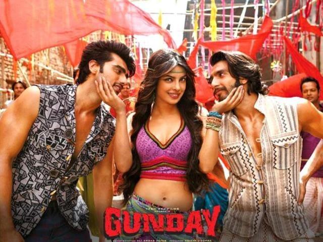 Gunday review,Gundaythemovie,gunday