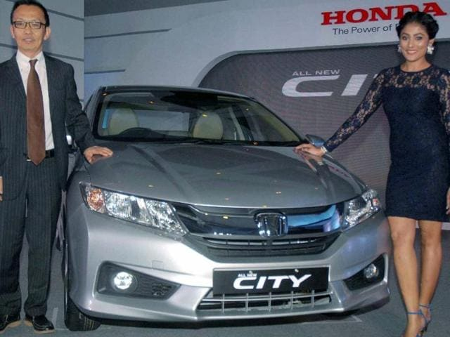 Honda City,New 4th Generation Honda City,Honda to jazz up sedan segment with diesel City