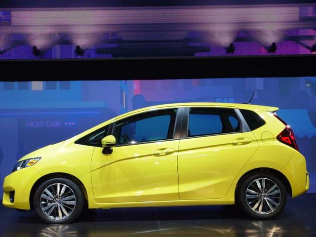 Generous Fit: Honda spruces up its subcompact