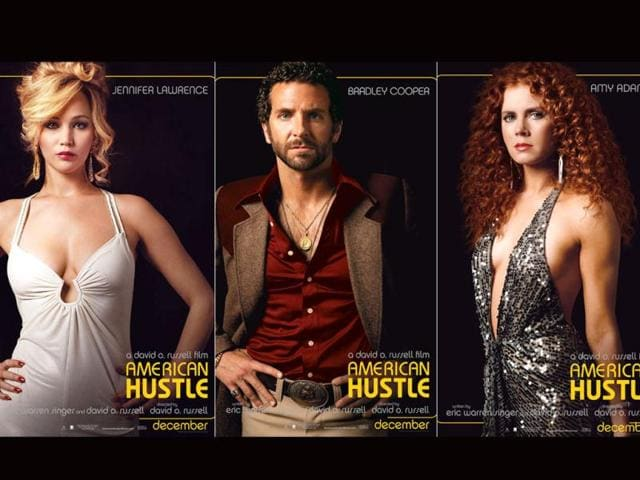 American Hustle seems to be a top contender for the Oscars this season. Here