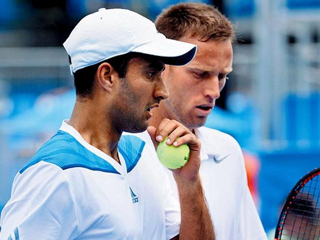 Yuki-Bhambri-making-his-senior-debut-at-the-Australian-Open-had-a-fruitful-day-With-partner-Michael-Venus-of-New-Zealand-the-duo-made-the-second-round-AFP-photo