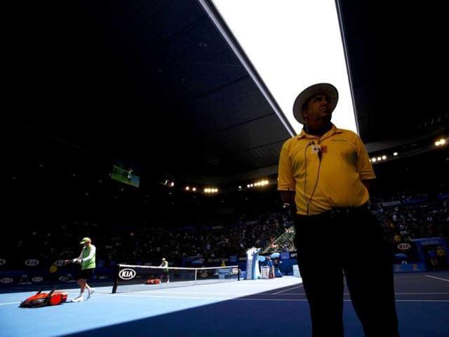 Australian Open,Extreme Heat Policy,Rod Laver Arena