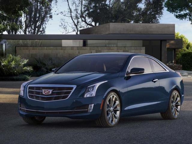 2015 Cadillac ATS Coupe,Cadillac ATS Coupé launches in Detroit with an eye on Germany