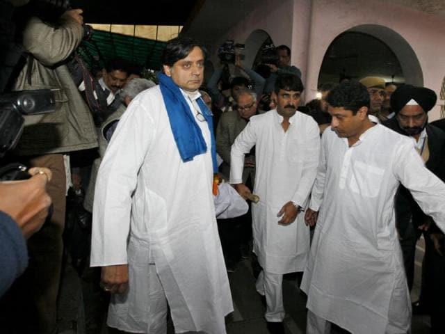 Shashi Tharoor,Sunanda Pushkar,Sunanda Pushkar dead