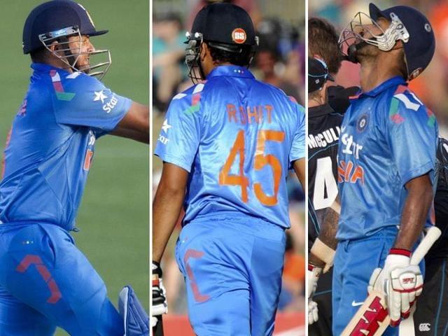 India vs New Zealand ODI
