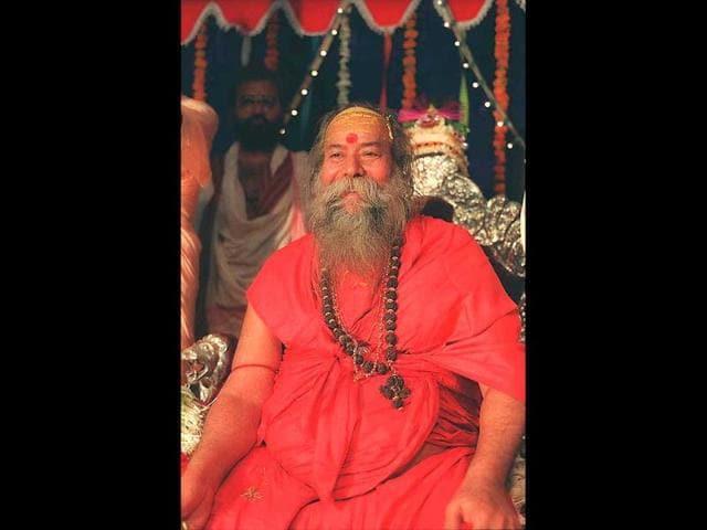 Hindu Seer