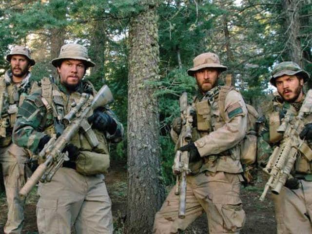 Movie review: Lone Survivor is a scorching, brutal war film