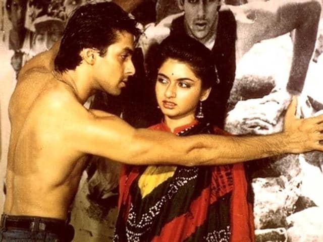 Bhagyashree was only 20 when she made her debut opposite Salman in the 1989 hit, Maine Pyar Kiya. Soon after she got married to boyfriend Himalaya Dassani, and insisted that she would act only with him. All her ­movies post marriage sank without a trace. After a 10-year lull, she returned to films, but didn't taste success.