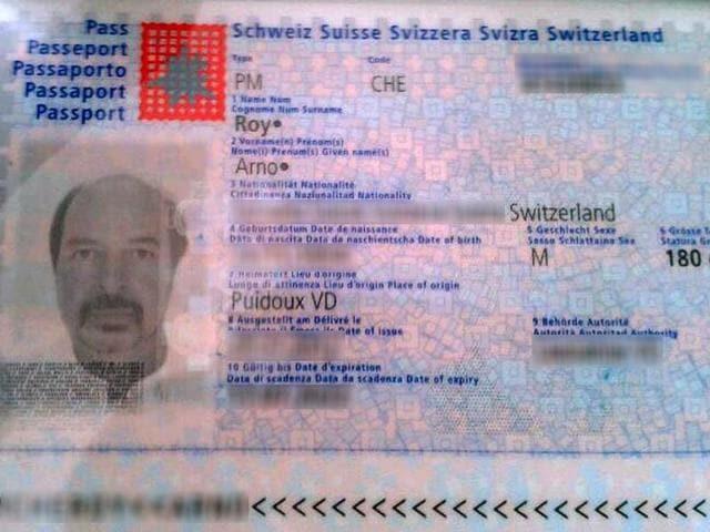 Photocopy-of-Arno-Roy-s-passport-HT-Photo