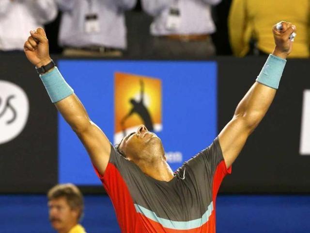 Rafael Nadal,Roger Federer,Australian Open