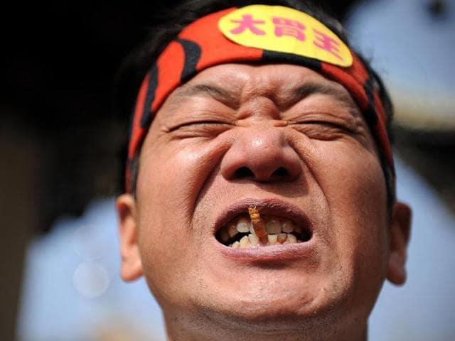 Big Stomach King,China,competitive eating in China