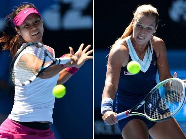 Li Na,Grand Slam,australian open