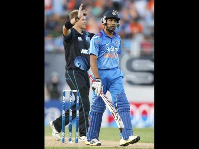 Rohit Sharma's below-par show a cause for concern
