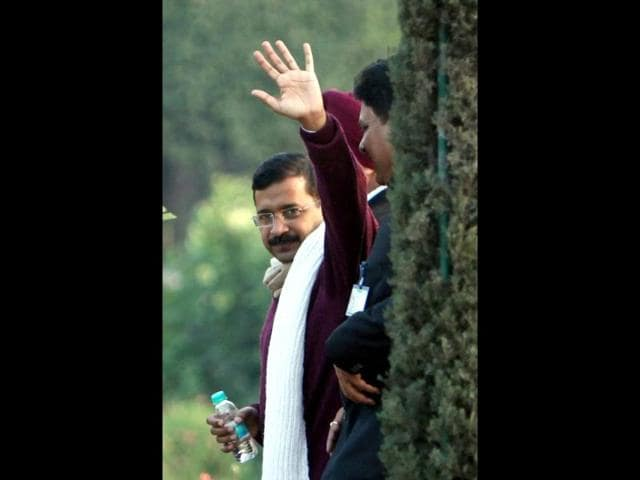 Aam-Aadmi-Party-chief-Arvind-Kejriwal-assumes-the-office-of-the-chief-minister-of-Delhi-in-New-Delhi-AP-photo