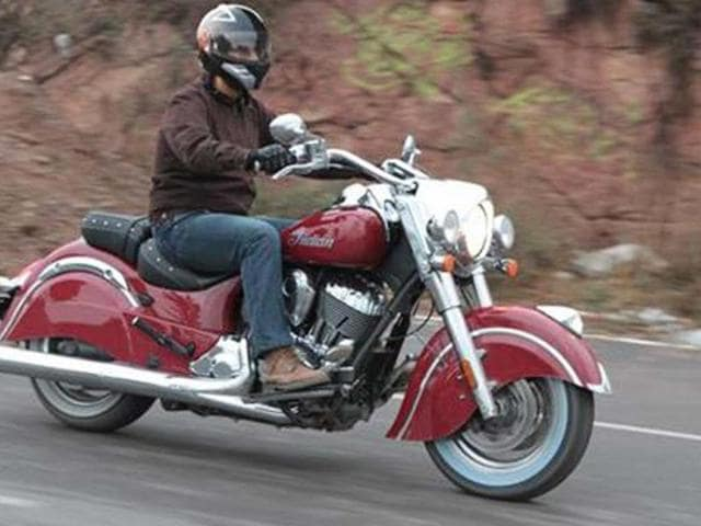 Indian Chief Classic Cruiser review,Indian Chief,Indian Motorcycle