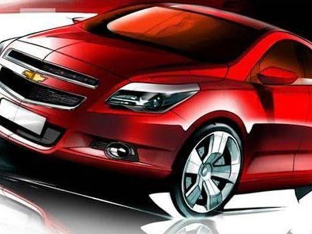 chevrolet adra concept,chevrolet compact suv,Chevy to display compact SUV concept Adra at Expo