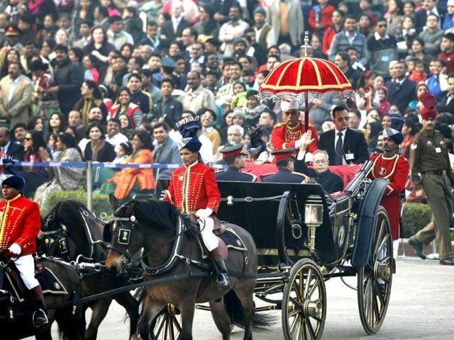 Beating Retreat,president,Pranab Mukherjee