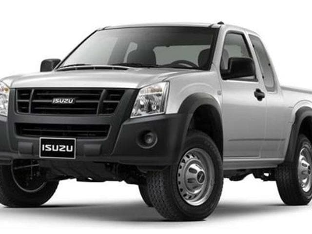 Isuzu-D-Max-pickup-to-target-rural-areas