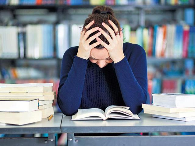 Follow A Healthy Study Routine To Combat Stress