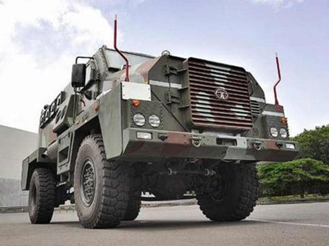 tata motors,defence expo,New platform from Tata at Defence Expo