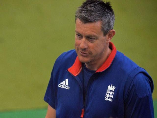 Ashley Giles,England Test team,Ashes