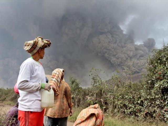 Indonesia volcano tragedy