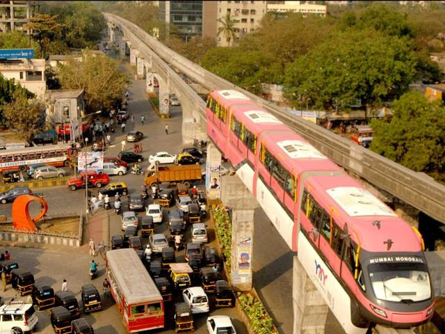 Mumbai gets country's first monorail after 88-year wait for new mode of transport
