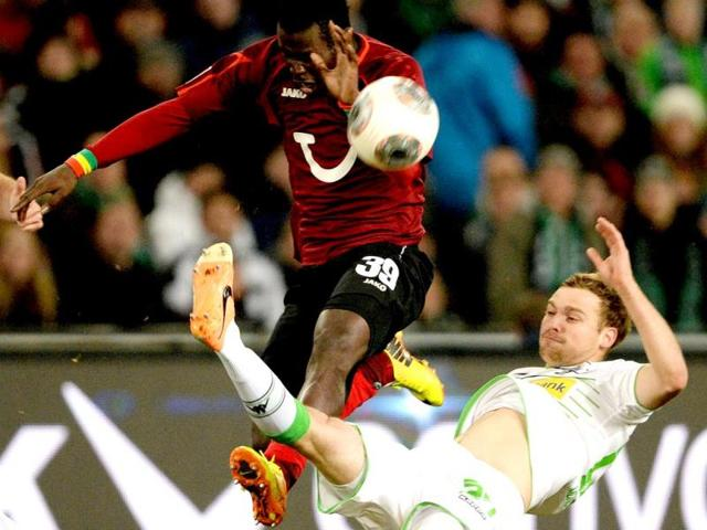Senegal's Mame Diouf eager to extend Hanover stay