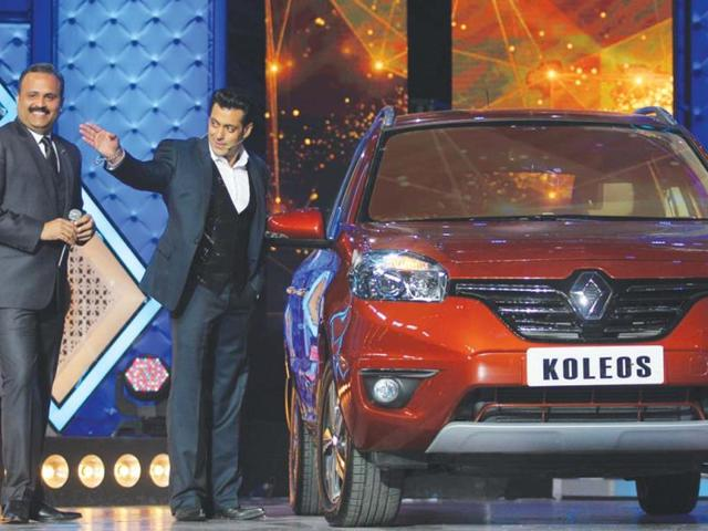 First All New Renault Koleos Owner is Salman Khan