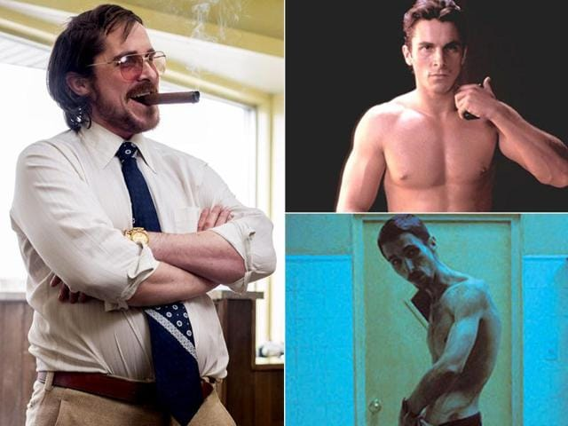Oscars,Oscar nominees,weight loss