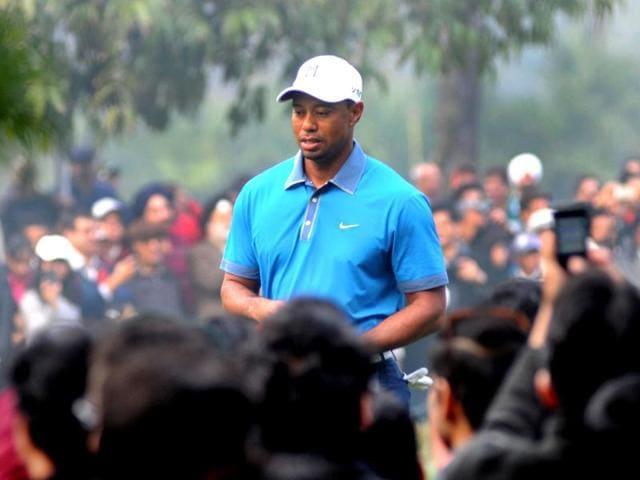 tiger woods,golf,delhi golf club