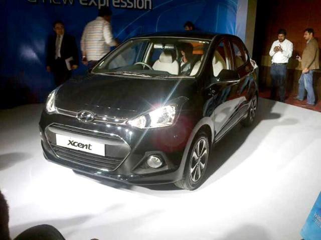 Hyundai Motor India,sedan Xcent,grand i10