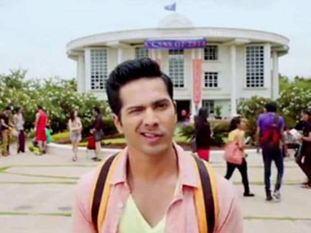 Sajid-Wajid have composed the music for Main Tera Hero.