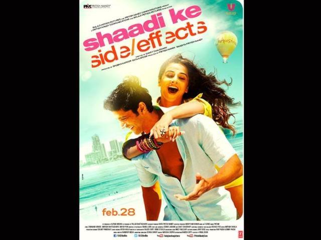 Shaadi Ke Side Effects,Farhan Akhtar,Bhaag Milkha Bhaag